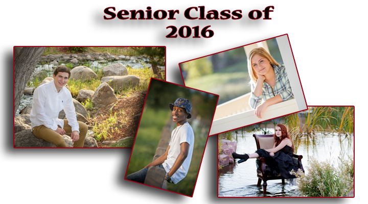 Senior pictures are so important we provide an entire section for you.