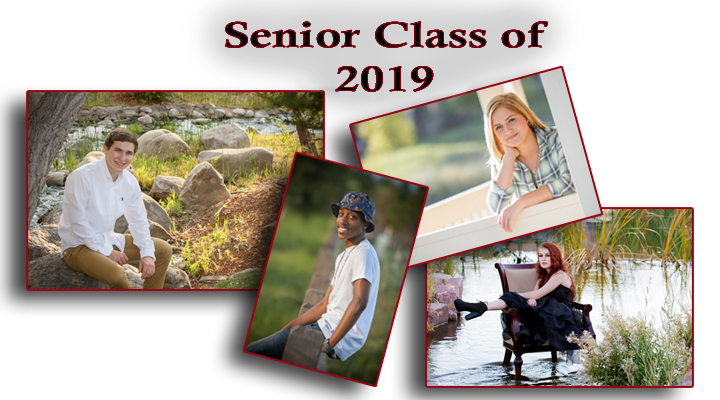 Call Picture It Studios for great Senior Portraits!