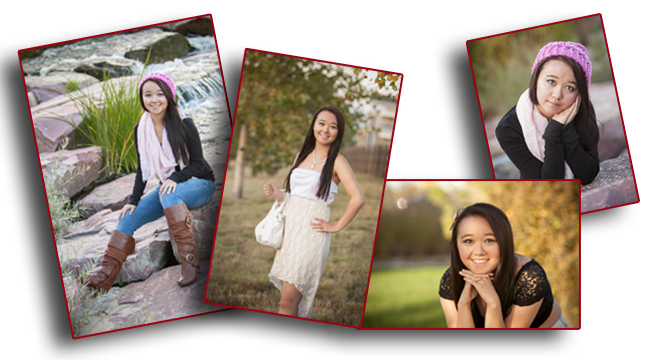 Preparation and smart clothing choices assure great Senior Photos.